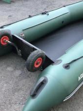 Как ПВХ стал оптимальным материалом для изготовления надувных лодок?