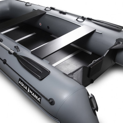 Какую двухместную лодку выбрать для рыбалки?