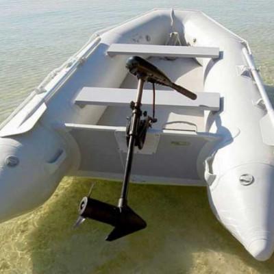 Выбор электромотора для лодки: бензиновый или электрический?