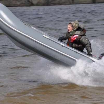 Что такое глиссирование? Определяем потенциал лодки и мотора