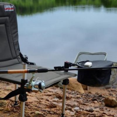 Карповое кресло — как выбрать оптимальный вариант для удачной рыбалки?