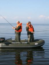 Как выбрать резиновую лодку для любимого хобби и отдыха