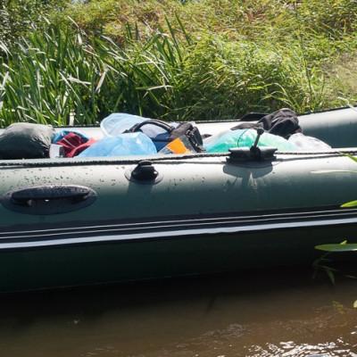 Одно-, двухместная резиновая или ПВХ-лодка: какое судно предпочесть для рыбалки?