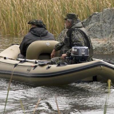 Надувные лодки ПВХ для охоты – обязательный элемент любимого хобби