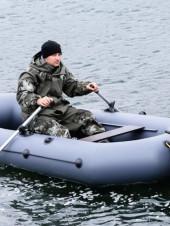 Купить лодку ПВХ для рыбалки в Киеве: выбираем самый занимательный вид отдыха