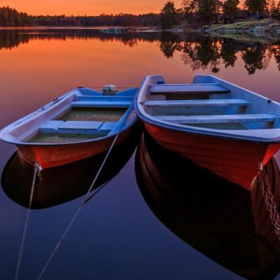 Лодка из алюминия и ПВХ: какую выбрать?