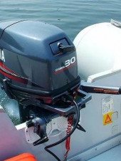 Обзор лодочных моторов Parsun, Suzuki и Hidea от 10 до 20 л.с.