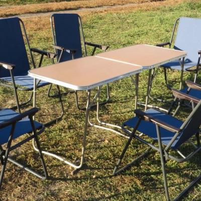 Набор мебели для пикника: правила выбора