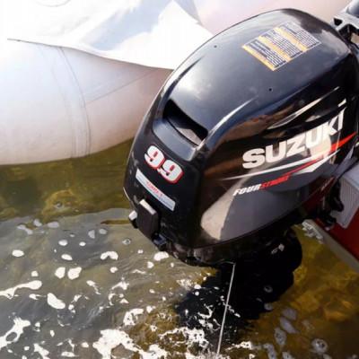 Обкатка лодочного мотора — как сделать это правильно?