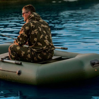 Одноместная резиновая лодка — как выбрать