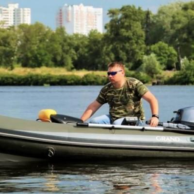 Выбираем резиновые лодки под мотор: что учесть?