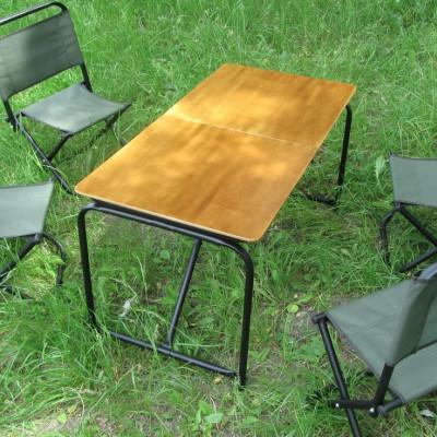 Раскладной походный стол для пикника