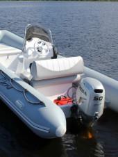 Что такое лодка РИБ: преимущества для рыбалки, отдыха и туризма