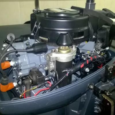 Можно ли увеличить мощность лодочного мотора?
