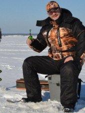 Выйти сухим из воды: выбираем костюм для рыбалки