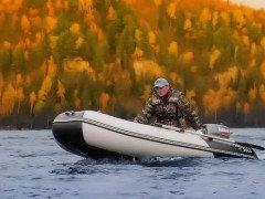 Все что нужно знать о безопасности плавания осенью на лодке