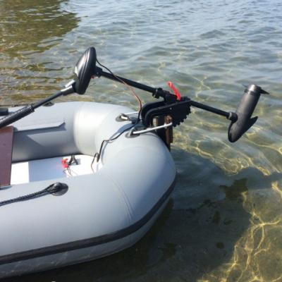 Электромотор на лодку: правила подбора