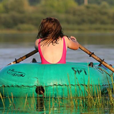 Надувные лодки: какой материал выбрать?