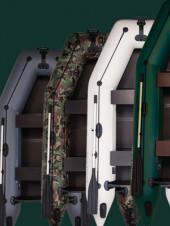 Как выбрать надувную лодку ПВХ под мотор?