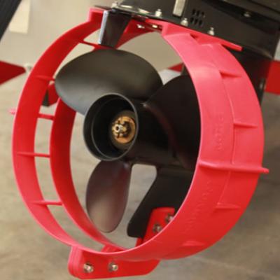 Как подобрать винт к лодочному мотору?