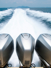 Как подобрать идеальный мотор к ПВХ-лодке?