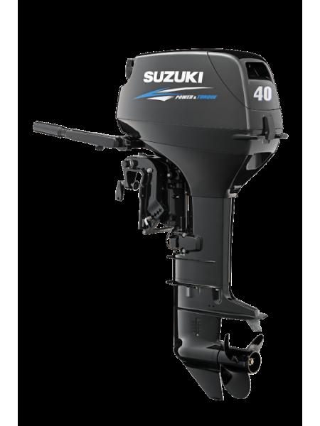Лодочный мотор Suzuki  DT 40 WL