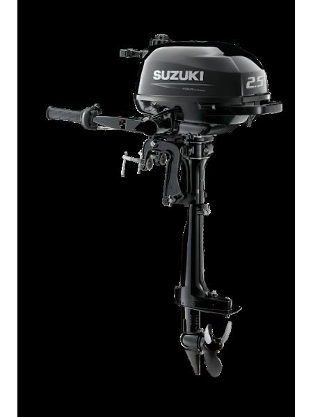 Лодочный мотор Suzuki DF 2,5 S
