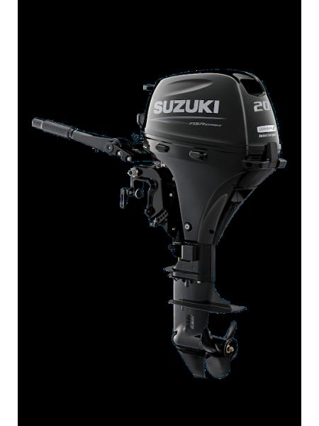Лодочный мотор Suzuki  DF 20 AS