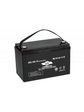 Гелевый аккумулятор Haswing Gel 100Ah 12V