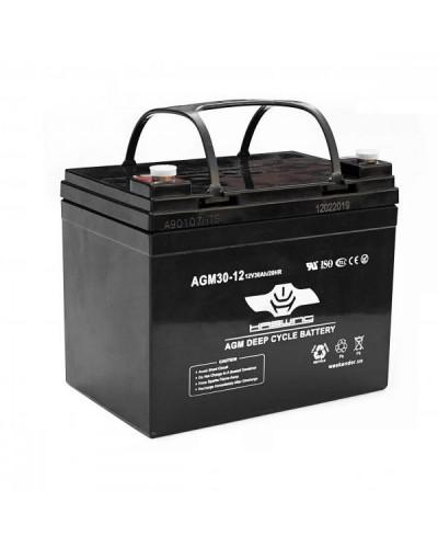Haswing Osapian 20 lbs + акумулятор Haswing AGM 30Ah