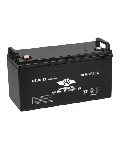 Haswing Osapian 30 lbs + акумулятор Haswing Gel 80Ah
