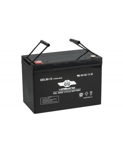 Haswing Osapian 30 lbs + акумулятор Haswing Gel 90Ah
