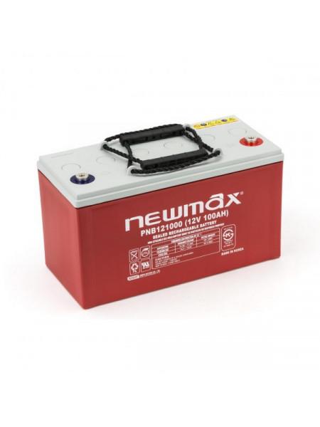 Аккумулятор AGM Newmax 100 Ah 12V