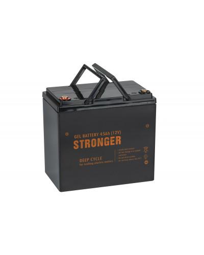 Haswing Osapian 20 lbs + акумулятор Stronger 45 Ah GEL