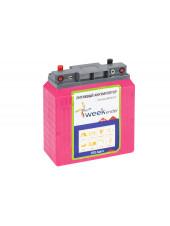 Литий-ионный аккумулятор Weekender Li-ion 100 Ah 12V + зарядное устройство