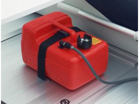 Топливные баки для лодочных моторов – выбираем тщательно и ответственно