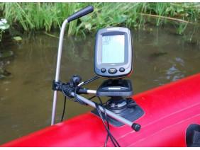 Выбираем эхолот для рыбалки с лодки ПВХ