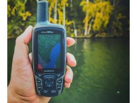 Выбираем туристический навигатор для охоты и рыбалки