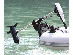Електромотори для надувних човнів ПВХ – міфи і реальність