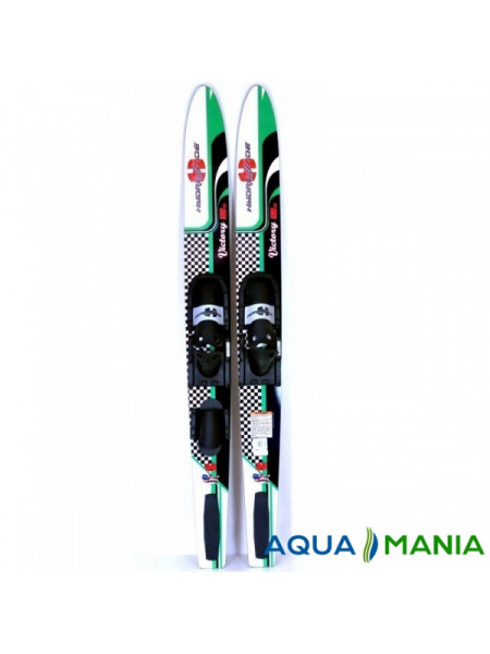 Лыжи VICTORY 168 см (hs459/hs4513)
