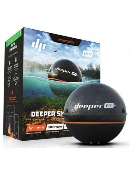 Эхолот DEEPER PRO+ WiFi+GPS (FLDP13)