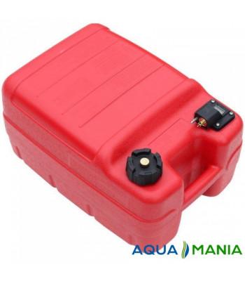 Бак паливний, тип Parsun c коннектором Yamaha 24л (TANK 24 new)