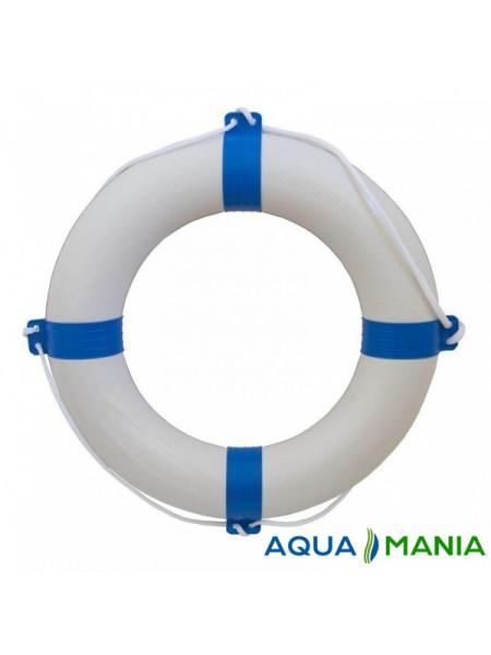 Круг спасательный Sumar диаметр 65x40 мм синий (70004)