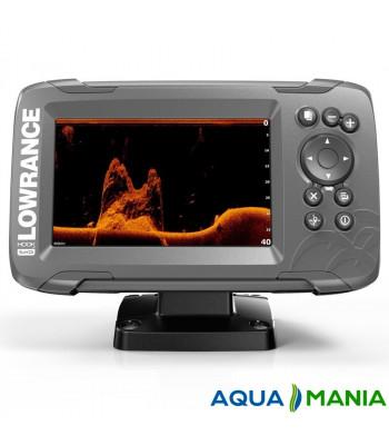 Ехолот Lowrance HOOK2-5x SplitShot GPS