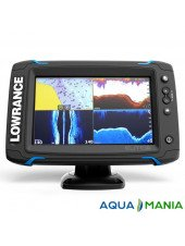 Эхолот Lowrance Elite-7Ti Mid/High/TotalScan