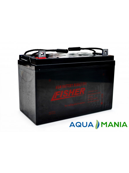 Аккумулятор Fisher 12B (80Ah agm)