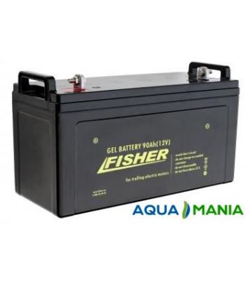 Аккумулятор Fisher 12B (90Ah гель)