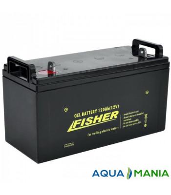 Акумулятор Fisher 12B (120Ah гель)