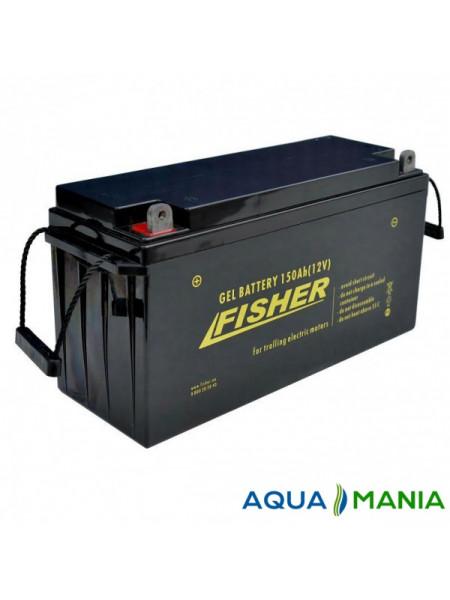 Аккумулятор Fisher 12B (150Ah гель)