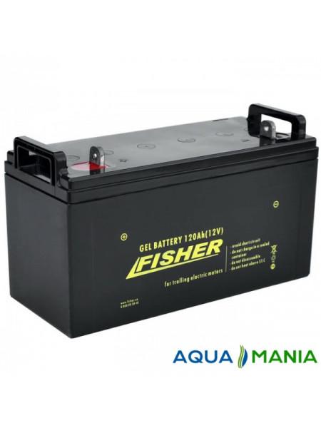Аккумулятор Fisher 12B (120Ah гель)